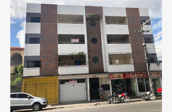 Apartamento na Rua Coronel Diogo Gomes, N° 1293 – Ed. José Maria Pompílio – Centro